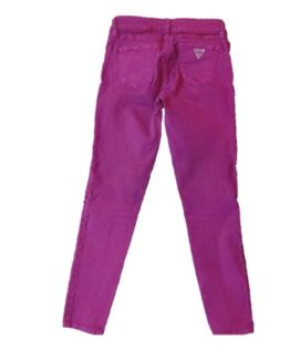 Fuschia Guess Jeans Back